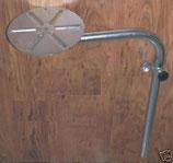 Schwenktisch - Gestell L - Form Tischfuß Tisch Fuß