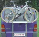 Fahrradträger Fiamma Carry Bike Vito bis 2003 Heckklappe