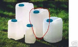Wasserkanister Kanister Weithalskanister 20 L DIN 96 Verschluss