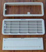 Belüftung unten Kühlschrank Electrolux Dometic Lüftungsgitter LS200 weiß