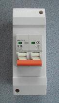 Sicherung Sicherungs Automat 230 V 10A Netz für Wohnmobil+Caravan