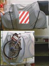 Fahrrad Schutzhülle Fiamma Bike Cover Premium S f.Heckträger bis 4 R.