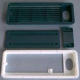 Entlüftung oben anthrazit Kühlschrank Dometic Lüftungsgitter LS100