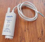 Wasserpumpe Tauchpumpe 0,5 bar Reich 12 L Entlüftung Sieb 12 V Pumpe
