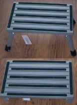 AUSVERKAUFT B-Ware ! Trittstufe Klapptritt Stufe Step Stahl klappbar bis 150kg B-Ware !