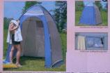 Badekabine Malta Umkleide 165 x 165 Duschzelt WC Zelt