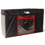 Cargo Bag 285 L schwarz Box Fiamma Fahrradträger Gepäckbox Heckbox
