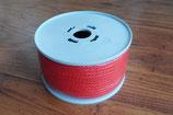 Spannleine 50 Meter ≙0,19€/M. PP Schnur Zeltleine Leine 4 mm rot