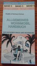 Allgemeines Wohnmobil Handbuch Womo Reihe Band 5