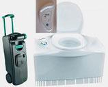 Thetford Cassetten Toilette C 402 RECHTS WC weiß Wasserstandanzeige