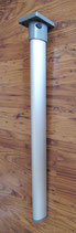 Tischfuß Klapptischfuß Gelenk oben 675 mm Alu Tisch Fuß