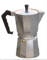 Espresso Maker Alu Kaffeemaschine 6 Tassen