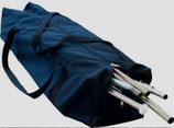Tasche Zelttasche 120 x 25 x 23cm stabil schwarz für Zelt Gestänge