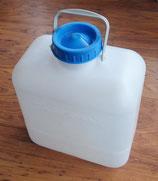 Wasserkanister 19 L  Bügelweithalskanister Kanister Deckel DIN 96
