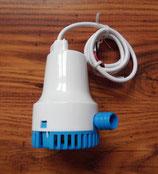 Bilgenpumpe 12 V bis 25 Liter pro Minute Wasserpumpe
