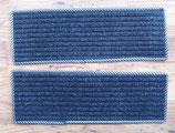 Fußmatten Einstieg Teppich 1Paar für VW Bus T 5, Matte Ripp