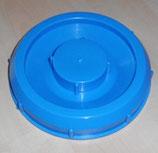 Deckel Ersatzdeckel blau groß für Aquamobil Abwassertank 18cm