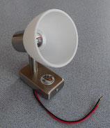 Leuchte Spot LED Lampe schwenkbar chrom Touch - Schalter 12 V 3 W