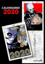 Calendario de Il Morto 2020
