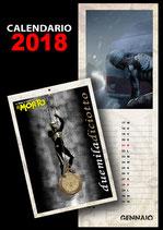 Calendario de Il Morto 2018