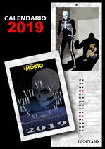Calendario de Il Morto 2019