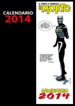 Calendario de Il Morto 2014