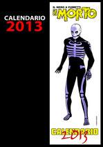 Calendario de Il Morto 2013