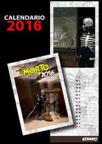 Calendario de Il Morto 2016