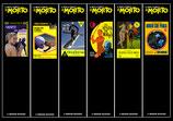 Segnalibri - 1° serie gialli