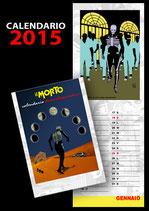Calendario de Il Morto 2015
