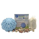 MikroVeda® Waschkugel mit Mikroorganismenkeramik