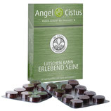 Angel Cistus - Lutschtabletten mit Cistus und Vitamin C