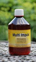 Multi Impuls, Bio Qualität, Fermentationsgetränk