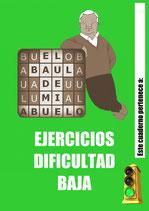 CUADERNO EJERCICIOS (DIFICULTAD BAJA)