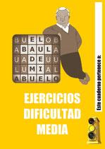 CUADERNO DE EJERCICIOS (DIFICULTAD MEDIA)