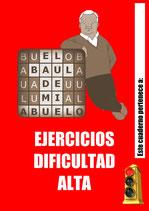 CUADERNO DE EJERCICIOS (DIFICULTAD ALTA)