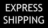 Express shipping within the U.S.