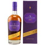 Cotswolds - Sherry Cask - Oloroso- und PX-Sherry-Hogsheads und -Butts - English Single Malt Whisky - 57,4% vol.