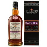 ElsBurn - 7 Jahre - 1st fill Marsala Hogsheads - 54,5% vol. Cask Strength -  Limited Exclusive Edition