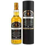 Caol Ila 2009/2021 - Peated - 11 Jahre - Refill Sherry Butt - Cask: 317885 - Signatory Vintage Islay Single Malt Scotch - 46% vol.