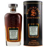 Allt-a-Bhainne 2000/2021 - 20 Jahre - Fasstyp: Hogsheads, Fresh Sherry Butt (Finish for 6 months) - Cask: 11 - 52,6% vol. Cask Strength