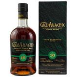 GlenAllachie - 10 Jahre - Batch 6 - Cask:  PX/Oloroso puncheons/Rioja barrique/Virgin -  57,8% Vol. Cask Strengh