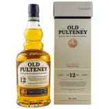 Old Pulteney - 12 Jahre - Bourbonfässer - 40% vol.