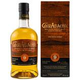 GlenAllachie - 9 Jahre - Rye Wood Finish - 48%
