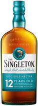 The Singleton - 12 Jahre - Luscious Nectar - Single Malt Scotch Whisky - 40% vol.