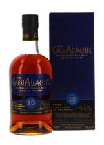 The GlenAllachie - 15 Jahre - 46%