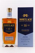 Mortlach 16 Jahre - 43.4% vol.