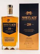 Mortlach 20 Jahre - 43.4% vol.