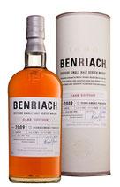Benriach - Cask Edition - 10 Jahre - 2009 - Cask 2739 - Pedro Ximénez Sherry Puncheon - 61,3% Vol.