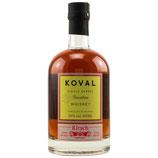 Koval - Single Barrel Bourbon Whiskey - Distillery Limited Edition - Bottled in Bond - 50% vol.